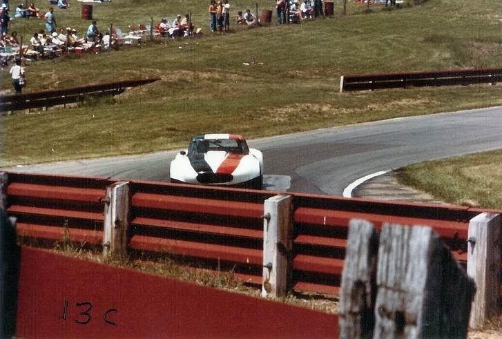 13c Jaguar XKE