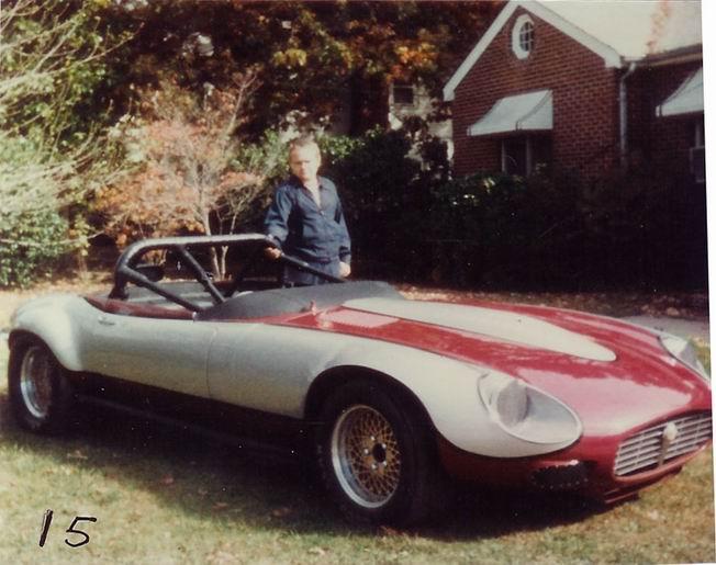 15 Jaguar XKE
