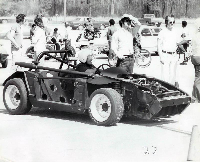 27 Autocross cars