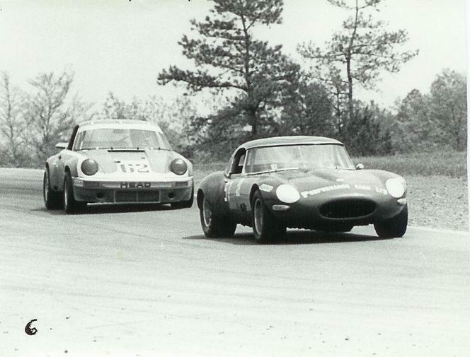 6 Jaguar XKE